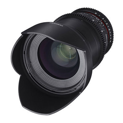Samyang 35mm T1.5 AS UMC II VDSLR Nikon objectief