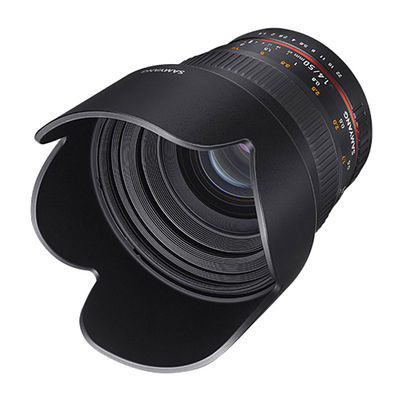 Samyang 50mm f/1.4 AS UMC Sony objectief