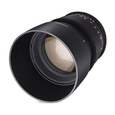 Samyang 85mm T1.5 AS IF UMC II VDSLR Canon objectief