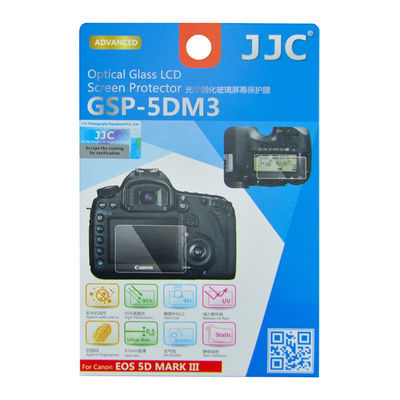 JJC GSP-5DM3 Optical Glass Protector voor Canon EOS 5D Mark III