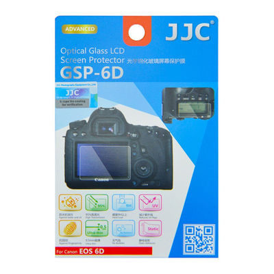 JJC GSP-6D Optical Glass Protector voor Canon EOS 6D