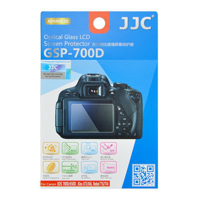 JJC GSP-700D Optical Glass Protector voor Canon EOS 650D/700D