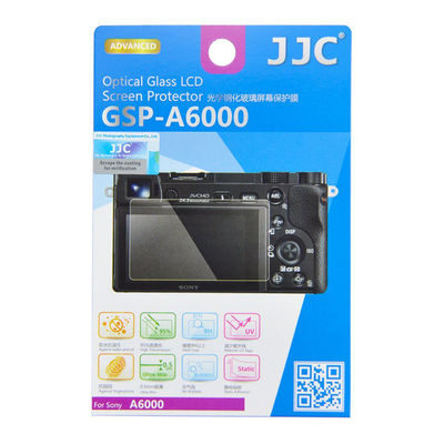 JJC GSP-A6000 Optical Glass Protector voor Sony A6000