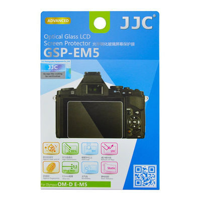JJC GSP-EM5 Optical Glass Protector voor Olympus OM-D EM-5