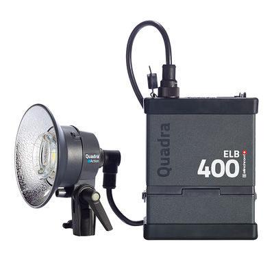 Elinchrom ELB 400 One Action Head To Go set