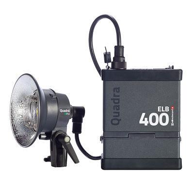 Elinchrom ELB 400 One Pro Head To Go set