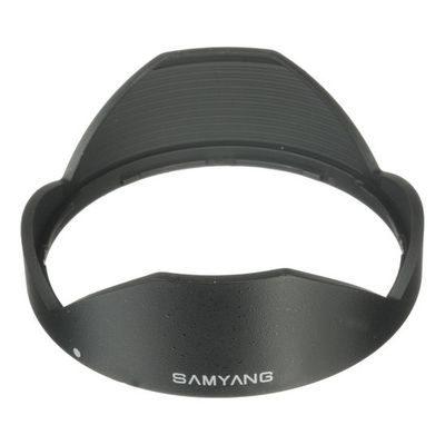 Samyang Zonnekap voor 12mm f/2.8 & T3.1