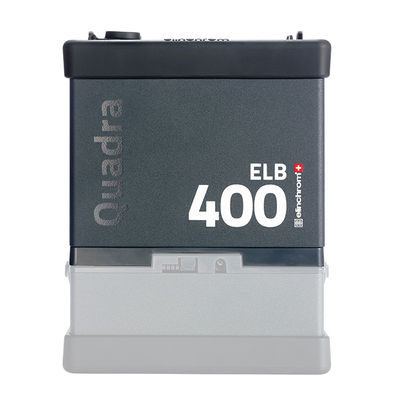 Elinchrom ELB 400 Pack Only