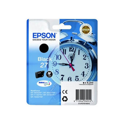 Epson Inktpatroon 27 - Black