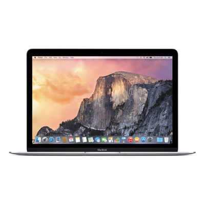 Apple Macbook 12 inch dualcore Intel Core M 1.1GHz Silver (MF855N/A)