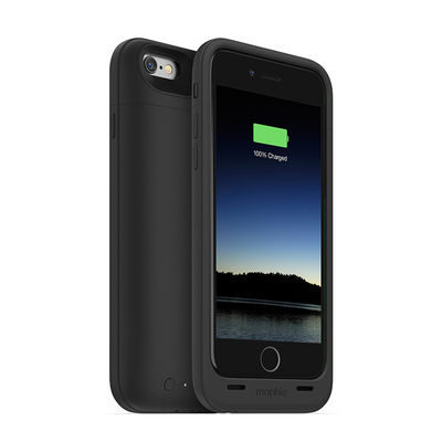 Mophie Juice Pack Plus Black voor iPhone 6