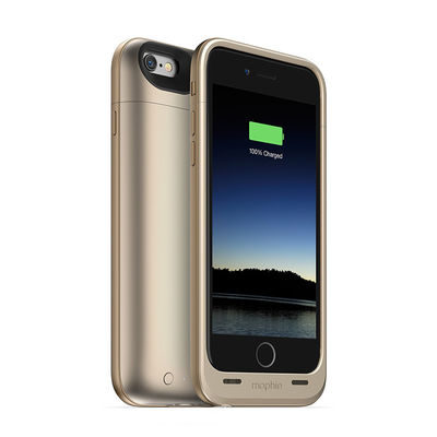 Mophie Juice Pack Air Gold voor iPhone 6