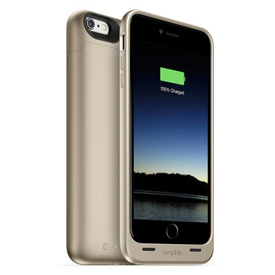 Mophie Juice Pack Gold voor iPhone 6 Plus