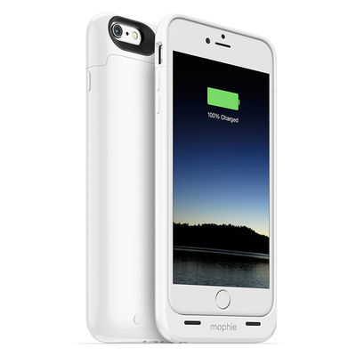 Mophie Juice Pack White voor iPhone 6 Plus