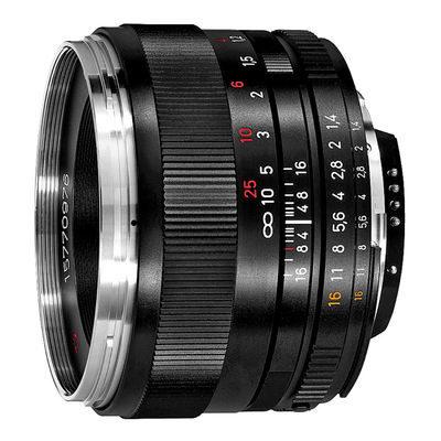 Carl Zeiss ZF.2 Planar T* 50mm f/1.4 objectief Nikon