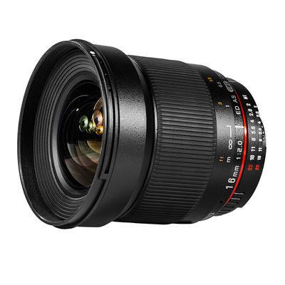 Samyang 16mm f/2.0 ED AS UMC CS Canon objectief