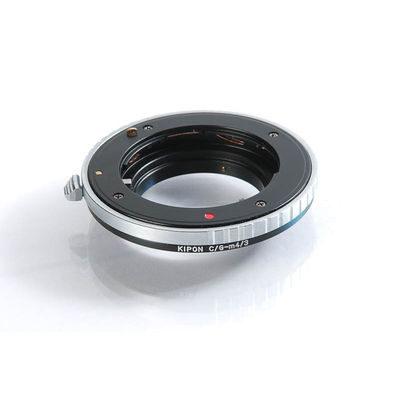 Kipon Lens Mount Adapter (Contax G (big geared) naar Micro 4/3)