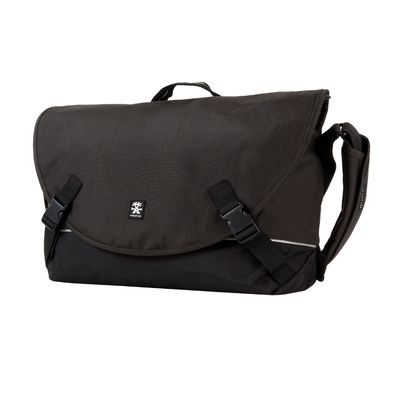 Crumpler Proper Roady Laptop L schoudertas Black