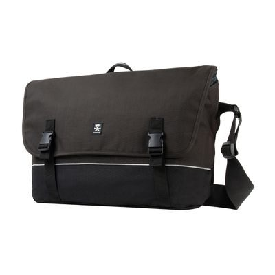 Crumpler Proper Roady Laptop XL schoudertas Black