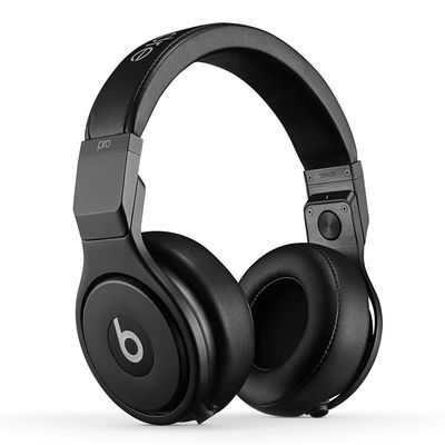 Beats Pro Infinite Black Over-Ear koptelefoon
