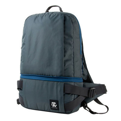 Crumpler Light Delight Foldable Backpack Steel Grey