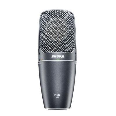 Shure PG42-USB Cardioïde Condensator Microfoon