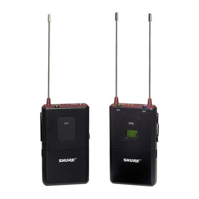 Shure FP15 Bodypack Wireless System