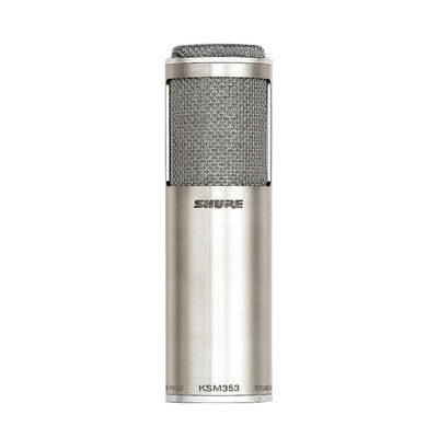 Shure KSM353/ED Dual-Voice Ribbon Microfoon