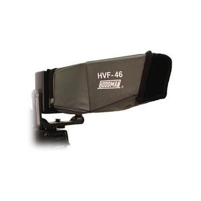 "Hoodman HVF-46 Universal Viewfinder Hood for 4""-10"" flat panel monitors"