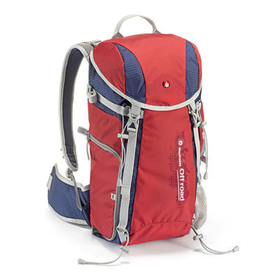 Manfrotto Off Road Hiker 20L Backpack Rood
