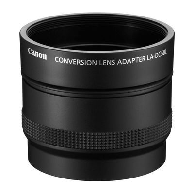 Canon LA-DC58L Lens Adapter