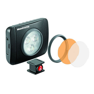 Manfrotto Lumimuse 3 On-Camera LED Light