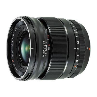 Fujifilm XF 16mm f/1.4 R WR objectief