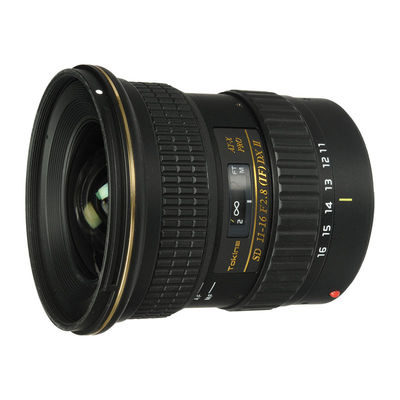 Tokina AT-X 11-16mm f/2.8 Pro DX II Canon objectief