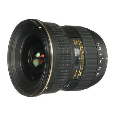Tokina AT-X 11-16mm f/2.8 Pro DX II Nikon objectief