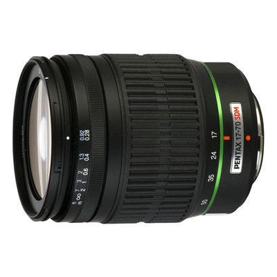 Pentax SMC DA 17-70mm f/4.0 AL (IF) SDM objectief
