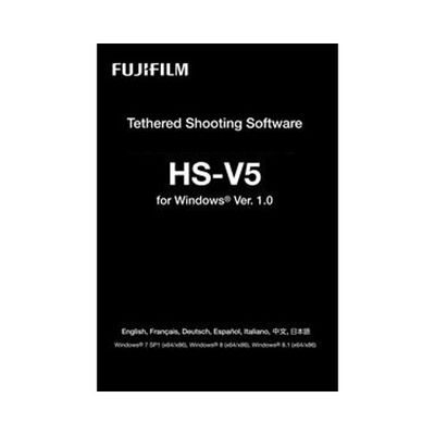 Fujifilm HS-V5 voor Windows Ver. 1.0