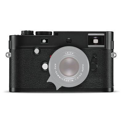 Leica M Typ 246 systeemcamera Body Zwart
