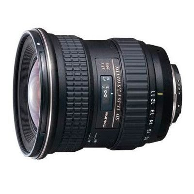 Tokina 11-16mm f/2.8 AT-X 116 Pro DX Nikon objectief - Occasion