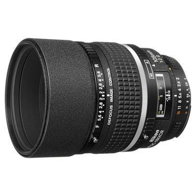 Nikon AF 105mm f/2.0D DC objectief