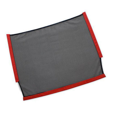 "Westcott Fast Flags 18"" x 24"" Double Black Net"