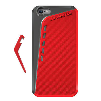 Manfrotto Klyp+ Case iPhone 6 Plus Red