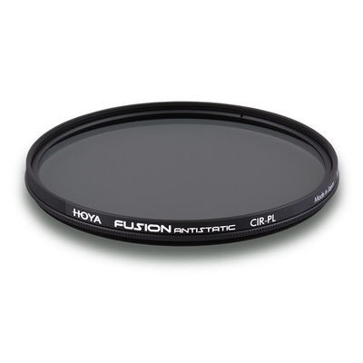 Hoya Fusion Antistatic professional CP-filter 67mm