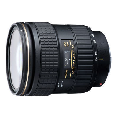 Tokina AT-X 24-70mm f/2.8 Pro FX Canon objectief