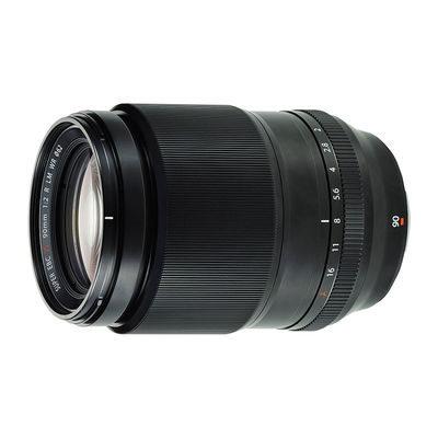 Fujifilm XF 90mm f/2.0 R LM WR objectief
