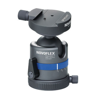 Novoflex Classic Ball 3 met Q-mount