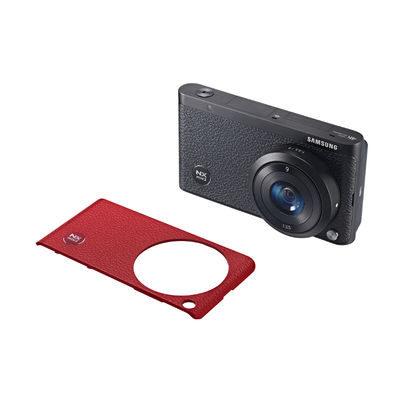 Samsung NX Mini 2 systeemcamera Zwart + 9mm