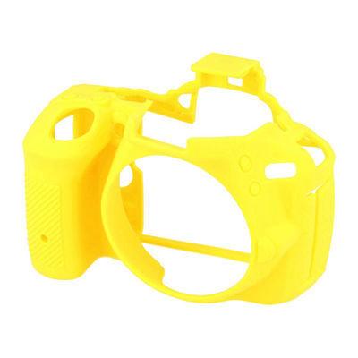 Easycover Cameracase Nikon D5500 Geel