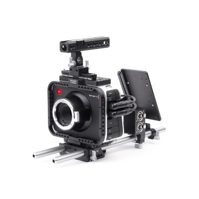 Wooden Camera Blackmagic Cinema Camera Accessory Kit (Advanced)