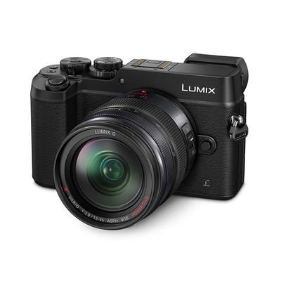 Panasonic DMC-GX8 systeemcamera Zwart + 12-35mm